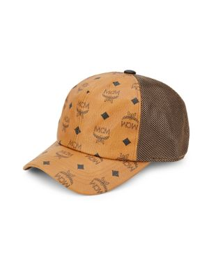 Visetos Canvas Mesh Baseball Cap by Mcm