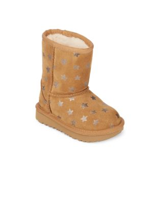 Toddlers and Kids UGGPure Star Leather Boots