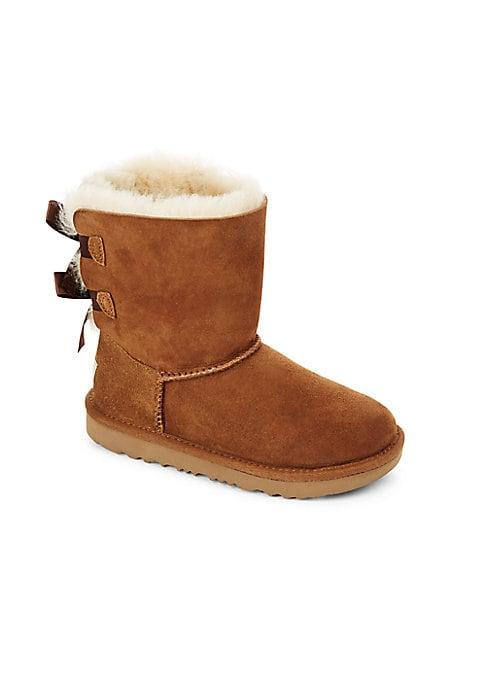 Ugg Girl's and Little Girl's Ugg Bailey Bow II Boots