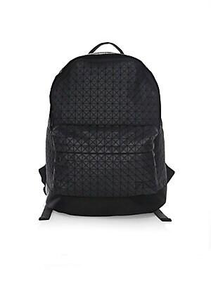 Bao Bao Issey Miyake - Large Flat Backpack - saks.com 6f9f819e9621b
