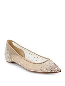 Christian Louboutin - Follies Ballet Flats