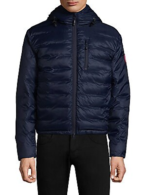 Canada Goose. Lodge Hooded Puffer Jacket ...