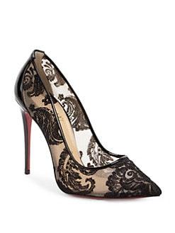 christian louboutin shoes at saks