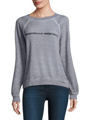Telepath Sommer Sweatshirt by Wildfox