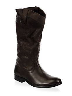 Frye - Melissa Pull-On Leather Boots
