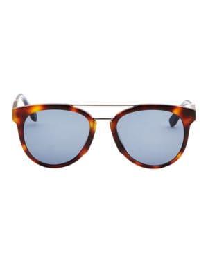 Salvatore Ferragamo  55MM Square Sunglasses