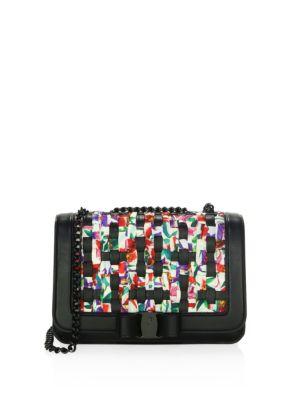 Salvatore Ferragamo  Medium Vara Rainbow Shoulder Bag