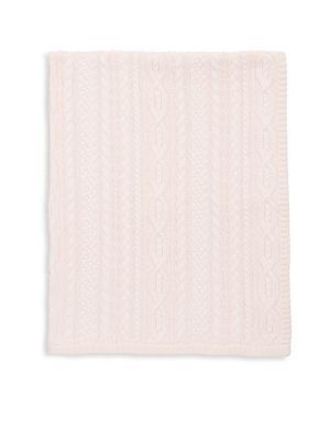Babys CableStitch Blanket
