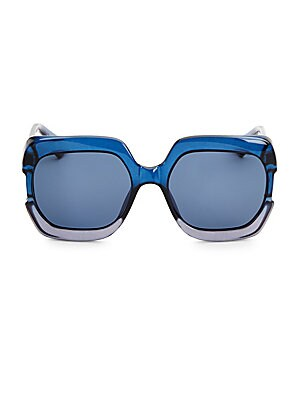b4c2fadf8dc Dior - DiorGaia 58MM Square Sunglasses