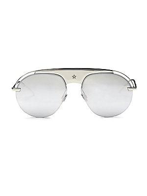 e0301e8f5803 Dior - Desertic 58MM Aviator Sunglasses - saks.com