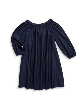 Girls OffTheShoulder Dress