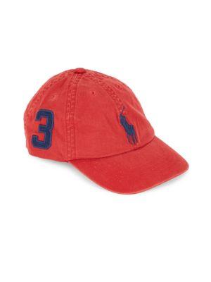 Boys Polo Cap