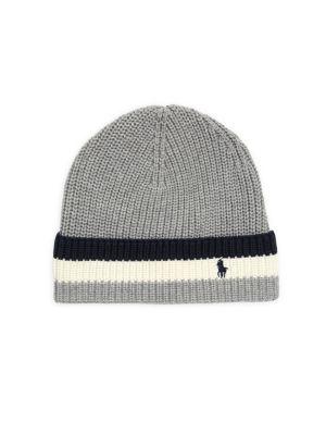 Boys Stripe Hat