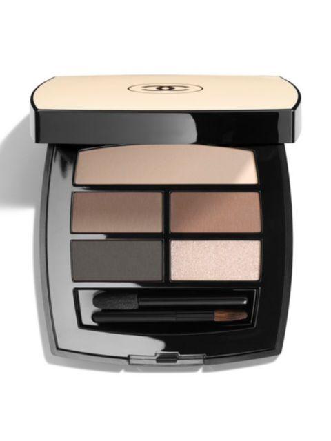 CHANEL Healthy Glow Natural Eyeshadow Palette   SaksFifthAvenue