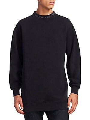 62b44cfcc Acne Studios - Yana Cotton Sweatshirt - saks.com