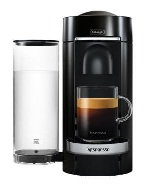 Nespresso By Delonghi Vertuoplus Deluxe Coffee And Espresso Single Serve Machine