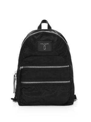Nylon Biker Backpack by Marc Jacobs