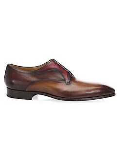 e96f2daa3f Saks Fifth Avenue. COLLECTION BY MAGNANNI Selo Leather Oxfords