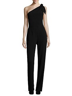 b379d262e00 Diane von Furstenberg. One Shoulder Jumpsuit