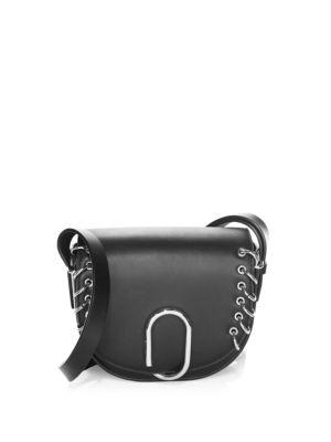 3.1 Phillip Lim  Alix Mini Leather Saddle Crossbody Bag