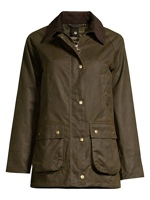 Acorn Wax Cotton Jacket