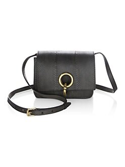 c75983a38652 Product image. QUICK VIEW. A.L.C.. Mini Charlie Snakeskin Crossbody Bag