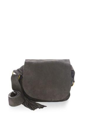 Image of Henry Leather Saddle Bag
