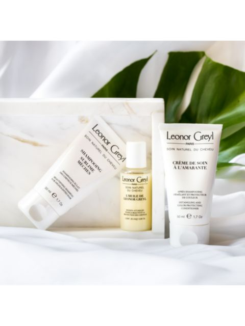 Leonor Greyl Luxury Travel Kit for Colored & Highlighted Hair | SaksFifthAvenue