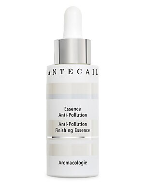 Image of A lightweight finishing essence rich in powerful botanicals that create an instant barrier against pollutants. Infused with novel ingredients that moisturize to soothe, protect and rebalance against urban pollution, smog and heavy metals, reducing the app