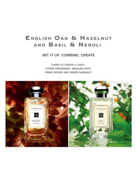 Jo Malone London English Oak & Hazelnut Cologne   SaksFifthAvenue