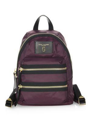 marc jacobs female mini backpack