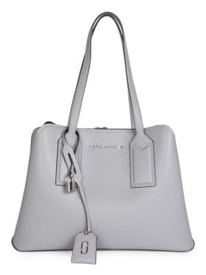 The Editor Leather Tote by Marc Jacobs