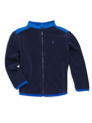 Baby Boys Fleece Hybrid Jacket