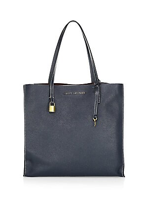4a0d8ee4ed7b MICHAEL Michael Kors - Mercer Large Leather Tote - saks.com
