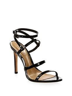 7113d2944dc1 Schutz Ilara Leather Sandals from Saks Fifth Avenue - Styhunt