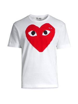 Comme Des Garcons Boys T Shirt  3 available color options.please see on pic