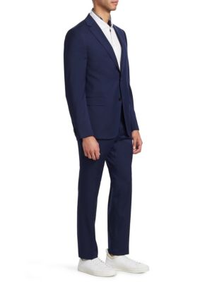 Wool Suit by Z Zegna