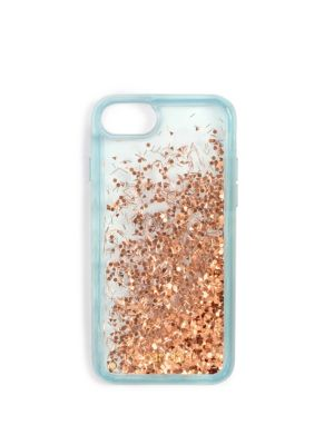 Speckle Glitter Bomb Iphone Case by Ban.Do