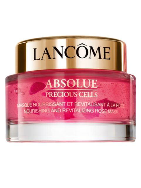 Lancôme Absolue Precious Cells Nourishing and Revitalizing Rose Face Mask | SaksFifthAvenue
