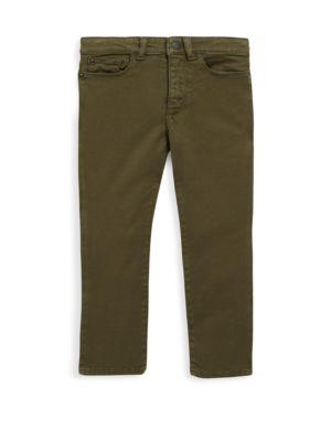 Toddlers  Little Boys Brady Slim Pants