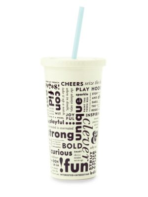 Image of Brand Words Tumbler