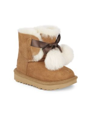 Ugg Kid S Gita Shearling Boots