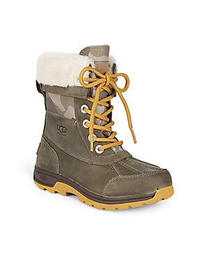 a782943a220 Ugg - Kid's K Butte II Camo Boots - saks.com