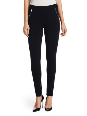Ralph Lauren Collection Skinny Merino Biker Pants