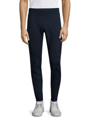 J. LINDEBERG ACTIVE Active Athletic Sweatpants in Jl Navy
