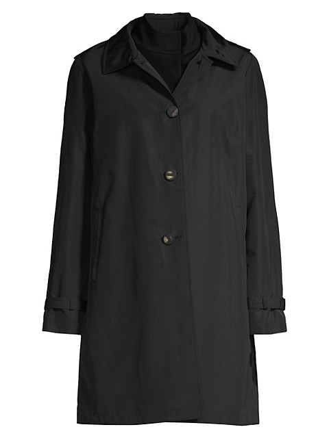 Loro Piana Wool Double Coat