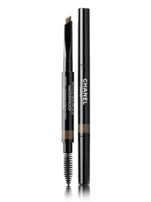 CHANEL Stylo Sourcils Waterproof Defining Longwear Eyebrow Pencil in Black