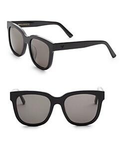c5c3efcd75a5 Gentle Monster. Salt Tinted Wayfarer Sunglasses