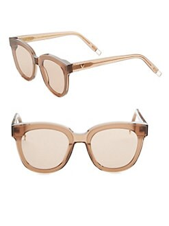 233358be31cb Gentle Monster. In Scarlet Tinted Square Sunglasses