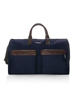 02f2261c81 hook + ALBERT. Gen 2 Twill Garment Weekender Bag